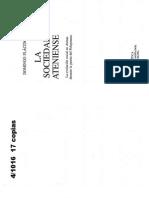 Plácido - La Sociedad Ateniense (Cap. 14).