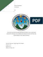 Plan de Investigacion Mineduc Chimaltenango
