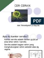 Cancer Cervix Pkk