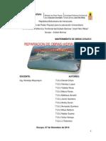 Obras Hidraulicas y Equipos Hidromecanicos