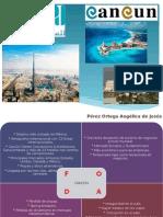 4. Plan de Marketing Expo Cancún