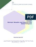 Dossier Municipio Monseñor Jose Vicente de Unda