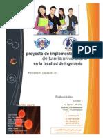 Proyecto de Tutoria Universitaria FIUPLA