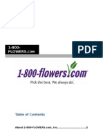 185368204 1800flowers Com Company Analysis