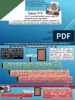 TAREA N 2 - Derecho Penal II - Esquemas sobre