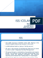 ISS Iceland Case