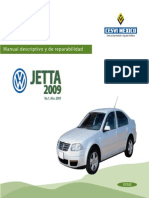 Manual Jetta 2009