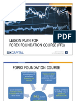Forex Course Outline