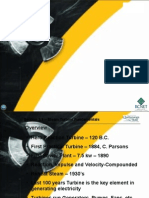 Steam Turbine Fundamentals and Design