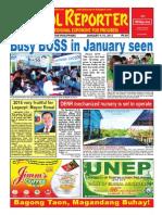 Bikol Reporter January 4 - 10 Issue