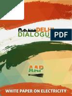 Bijli Swaraj-White Paper on Electricity