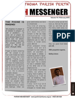 Edition 76 - News Letter February 2015