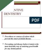 3. Preventive Dentistryppt