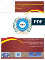 Nipm Prospectus