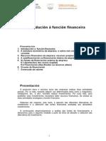 Introducción a la función financiera
