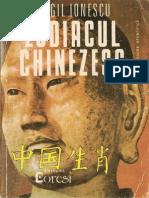 Zodiacul Chinezesc (v.ionescu Ed.coresi 1991)