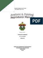 Makalah Anatomi Dan Fisiologi Organ Reproduksi