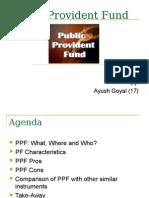 73364416 Public Provident Fund