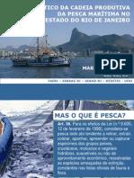 Diagnóstico da Cadeia Produtiva da Pesca Marítima no Estado do Rio de Janeiro