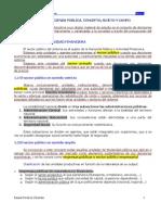 Resumen Temas 1-10 Hacienda Pública UNED