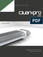 Perfiles de Aluminio Para LED Quarkpro LED LQ