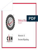 CEH v5 Module 10 Session Hijacking.pdf