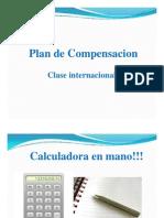 Plan de Compensacion Clase Internacional