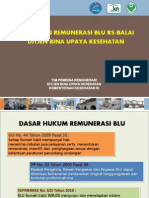 Kebijakan Remunerasi Rumah Sakit Kemenkes