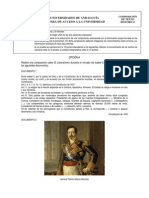 Examen Tema 3. Isabel II (2008)