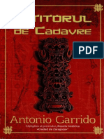 Antonio Garrido - Cititorul de Cadavre