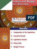 2010 Oklahoma Legislative Overview