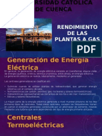 Centrales a Gas