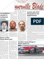 Browerville Blade - 01/21/2010 - page 1