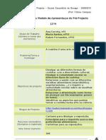 Ficha Do Pre-projecto a.p.