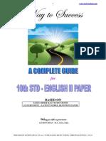 English II Paper class 10