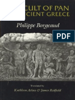 Borgeaud - The Cult of Pan in Ancient Greece