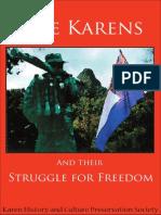 Strugele of Karen Revolution
