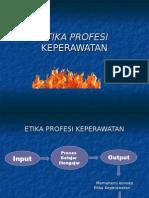 Kode Etik Profesi Keperawatan