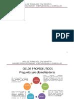 Malla Curricular Actualizada.tecnologia e Informatica