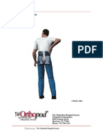 L-Spine-spine Lumbar Low Back Pain