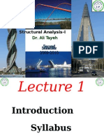 Structure I Lecture1 2
