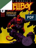 01 - HellBoy - Sementes Da Destruição #01 de #04