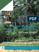 Hutan Wonosobo - Keberpihakan Yang Tersendat