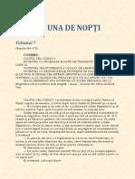 1001 de Nopti (volumul 7)