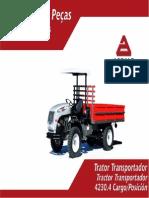 Agrale - Catálogo de Peças - Trator Transportador 4.230.4 Cargo.pdf