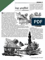 Kunkin Zsuzsanna -A gimnazista B. Szabó György grafikái