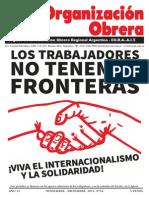 Organización Obrera - n54 - Nov-dic 2014