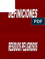 TOX01-DEFINICIONES
