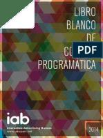 Libro Blanco de Compra Programática del IAB