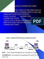 Data 1 Communication